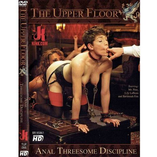 DVD-THE UPPER FLOOR Anal Threesome Discipline