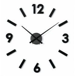 Zegar ścienny Extender black by ExitoDesign
