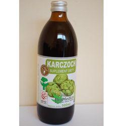 Karczoch Sok EkaMedica płyn - 500 ml (but.szkl.)