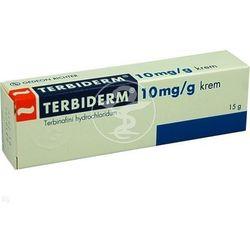 Terbiderm krem 15 g