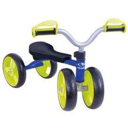 HUDORA Jeździk 4 Wheely, kolor niebieski 10345
