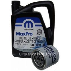 Filtr oleju + olej MOPAR 10W30 Chrysler LeBaron