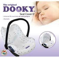 Pokrowiec do fotelika Dooky Seat Cover Silver Stars