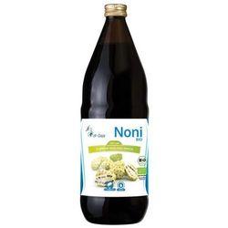 Organiczny 100% sok z Noni - Dr Gaja (Pojemność:: 1000 ml)