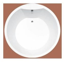 Wanna okrągła Ruben Solar Ø 175 cm, biała, system hydromasażu Ajax Solar175 + Ajax