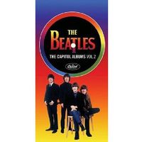 THE BEATLES - THE CAPITOL ALBUMS VOL. 2 - Album 4 płytowy (CD)