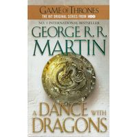 A dance with dragons -G. R.R. Martin