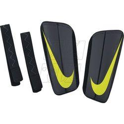 Ochraniacze piłkarskie Nike Hard Shell Slip-In SP0285-071