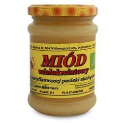 Miody Sznurowski: miód wielokwiatowy BIO - 380 g