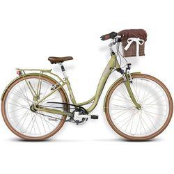 Rowery do miasta Reale Zielony/Matowa M