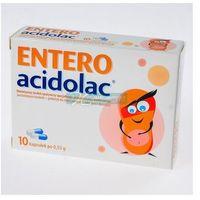 Entero Acidolac kaps. 0,55 g 10 kaps.