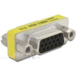 Adapter VGA(15M)->VGA (15M)