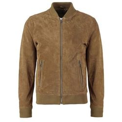 Freaky Nation TED Kurtka Bomber cognac