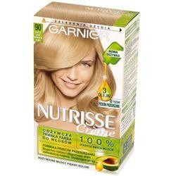 GARNIER Nutrisse Creme 90 Bardzo jasny naturalny blond Farba do włosów