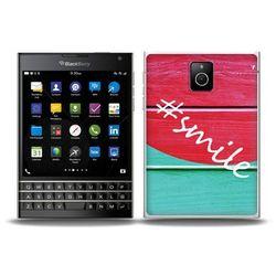 Fantastic Case - Blackberry Passport - etui na telefon - smile