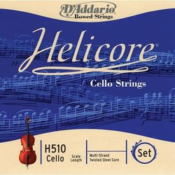 D'Addario HELICORE H510 1/2M