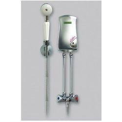 ELEKTROMET LIDER Prysznicowy przepływowy ogrzewacz wody 4,5kW, bezciśnieniowy, biały 251-00-451