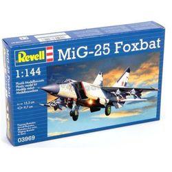 Revell, model do sklejania Mig25 Foxbat