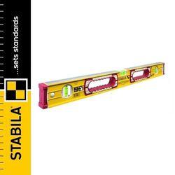 Poziomica klasyczna STABILA TYP 196-2 / 200cm