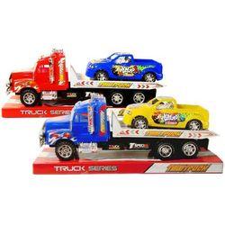 Zabawka SWEDE G827 Ciężarówka laweta