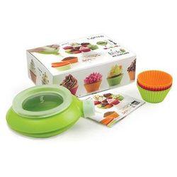 Zestaw do pieczenia ciastek Kit Cupcake Lekue