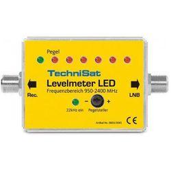Miernik sygnału satelitarnego TECHNISAT Levelmeter LED