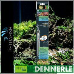DENNERLE Nano ThermConstant 25`C 50W - Grzałka akwarystyczna z termostatem 25'C