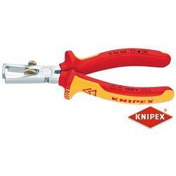KNIPEX Szczypce do ściągania izolacji, dwukomponentowe, iozolowane (11 06 160)