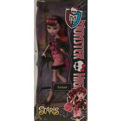 Lalka Draculaura Monster High Miasto Strachu