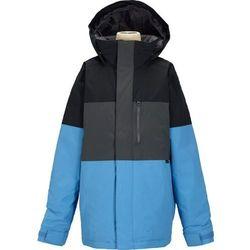 chłopięca kurtka BURTON - Boys Symbol Jk Tru Black Block (043) rozmiar: XL