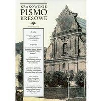 Krakowskie Pismo Kresowe Rocznik 4/2012 / przesyłka od 3,99 (opr. miękka)