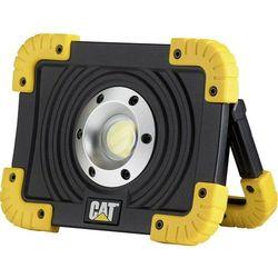 Lampa robocza CAT CT3515EU, 1100 lm, 53 m 6 h, Akumulator (DxSxW) 17.5 x 4.5 x 12.5 cm, Czarny, Żółty