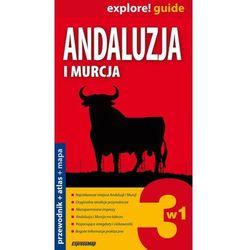 Andaluzja i Murcja 3w1, przewodnik+atlas+mapa