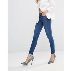 M.i.h Jeans Bodycon Skinny High Rise Jeans - Blue