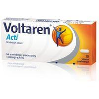Voltaren Acti, 10 tabletek powlekanych