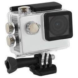 Qoltec Wodoodporna kamera sportowa HD | LCD 2.0 cala