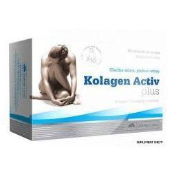 Olimp Kolagen Activ Plus,tabl.,sm.cytr, 80 szt