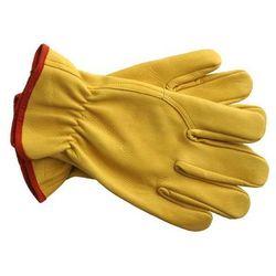 Rękawice wzmacniane skórą - RLCSYLUX