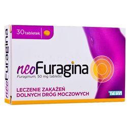 NeoFuragina 50 mg 30 tabl.
