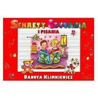 Sekrety Czytania I Pisania (opr. broszurowa)
