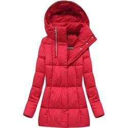 4e80368a455bc czerwona kurtka zimowa go start 2591b w kategorii Kurtki damskie ...
