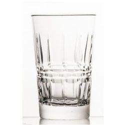 Szklanki kryształowe do kawy soku 6 sztuk 8196