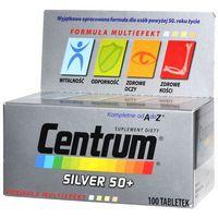 Centrum multiefekt od a do z silver 50+ x 100 tabletek