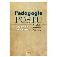 Pedagogie postu - ebook