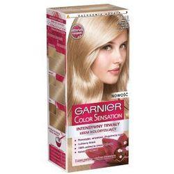 GARNIER Color Sensation - farba do włosów 9.13 Krystaliczny Bezowy Jasny Blond