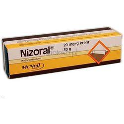 Nizoral 2% krem, 30g