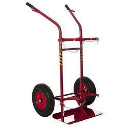 Wózek spawalniczy na pneumatykach promocja!