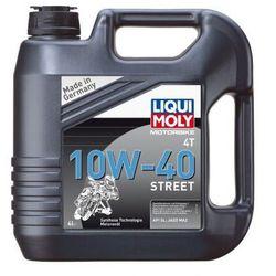 Liqui Moly Motorbike 4T 10W40 Street 4L 1243