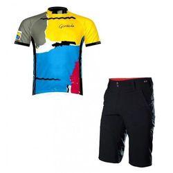 Koszulka rowerowa GENESIS i spodenki MTB Escade - zestaw