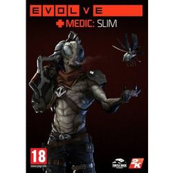 Evolve Slim Fourth Medic Hunter (PC)